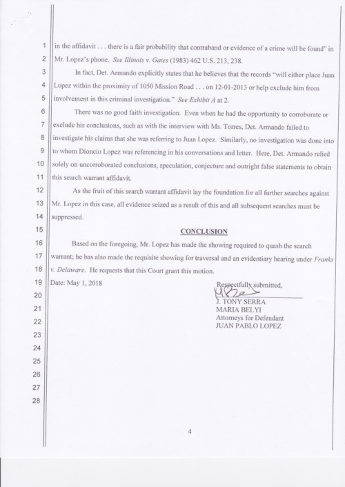 Lopez Filing May 1, 2018 3