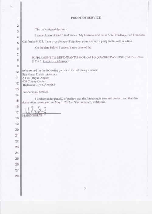 Lopez Filing May 1, 2018 5